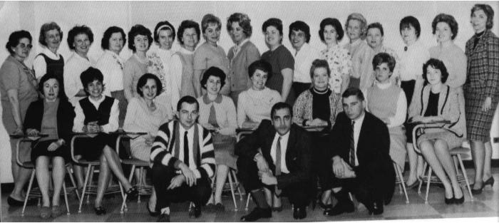 Suffolk County Community College Nursing Class of 1965