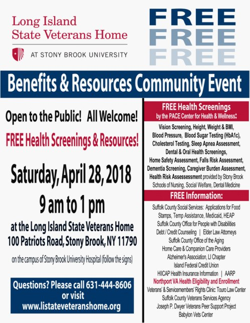 resource and benefit event 2018 3-19